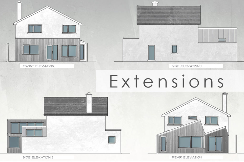 extensions galway